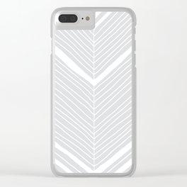 Venation Clear iPhone Case