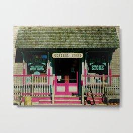 Tannersville General Store Metal Print