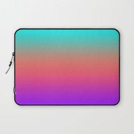 Sunset shades on the sea Laptop Sleeve