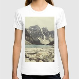 Moraine Lake Adventure T-shirt