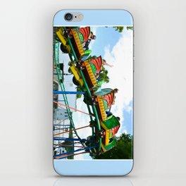 Chinese Dragon ride 2 iPhone Skin