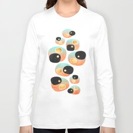 Tropical Pebbles Long Sleeve T-shirt
