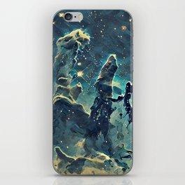 ALTERED Pillars of Creation iPhone Skin