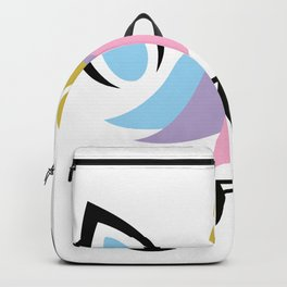 I'm A Unicorn With glasses Costume - FUNNY HALLOWEEN Backpack