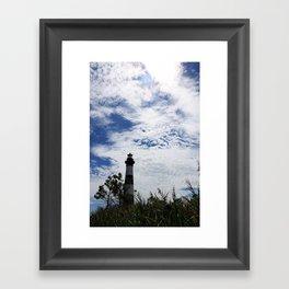 Bodie Island Marsh Framed Art Print