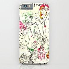 Econographics Slim Case iPhone 6s