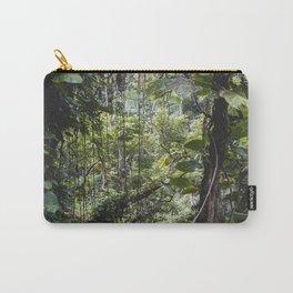 Hidden Jungle River Carry-All Pouch