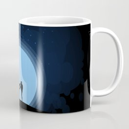 Night fight Coffee Mug