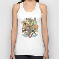 zayn malik Tank Tops featuring Zayn Malik by Aki-anyway