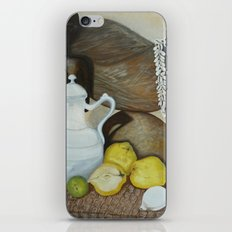 Coffee pot iPhone & iPod Skin