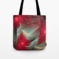 wallet Tote Bags featuring Winter cheer by thea walstra