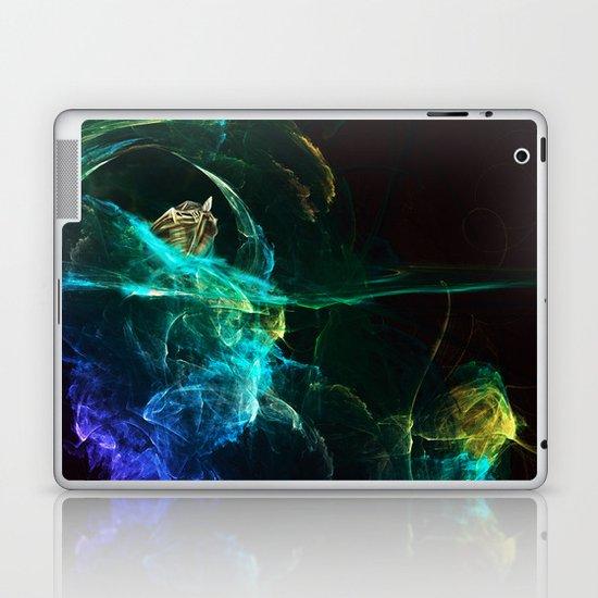 Falling into Abuss Laptop & iPad Skin