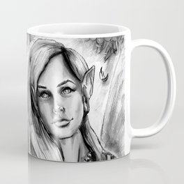 Ink Fairy Coffee Mug
