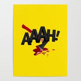 ONMTP - BIG AAAH! Poster