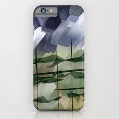 Moisty mist - analog zine Slim Case iPhone 6s