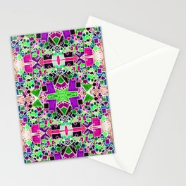Tate - Created by a Genius (Square/Sym/Gre/Inv) Stationery Cards