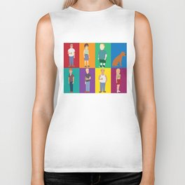 king of the hill characters Biker Tank