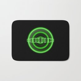 Team Resonance Logo Bath Mat