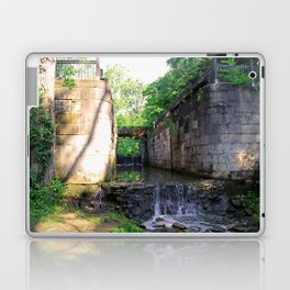Side Cut Locks III Laptop & iPad Skin