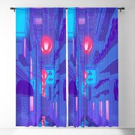 Shibuya Nights Blackout Curtain