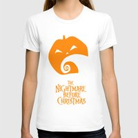 nightmare before christmas T-shirts featuring The Nightmare before Christmas by Citron Vert