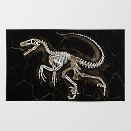 Dino Fossil 2 Rug