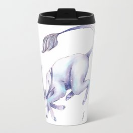 Eternal Deer Travel Mug