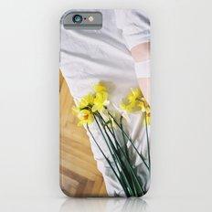 White iPhone 6s Slim Case