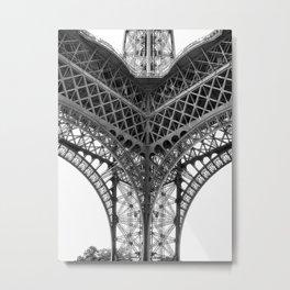 Paris [Sky cut N°18] France Metal Print