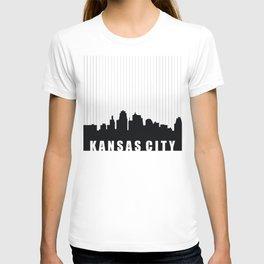 Kansas City Skyline T-shirt