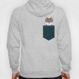 Sidney - Tabby Cat gifts for cat lovers cat ladies and cat person gifts perfect cat cell phone case Hoody