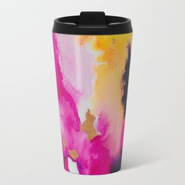Flowers Travel Mug