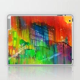 Dorms and Skies  Laptop & iPad Skin