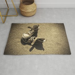 Lost shoes Rug