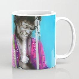 'Aqua Haze' Coffee Mug