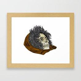 Hood (1 of 3) Framed Art Print