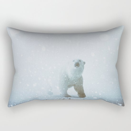 Snow Patrol Rectangular Pillow