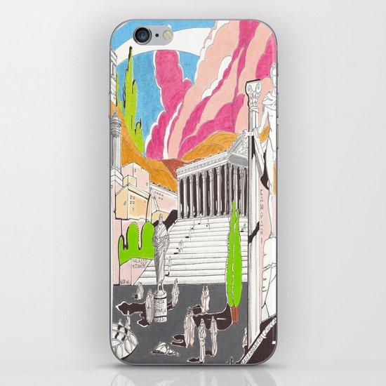Milano da bere  iPhone & iPod Skin