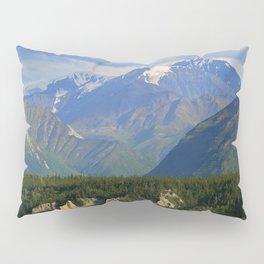 Northern Chugach Mountains Pillow Sham