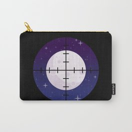 Aim for the Moon Carry-All Pouch
