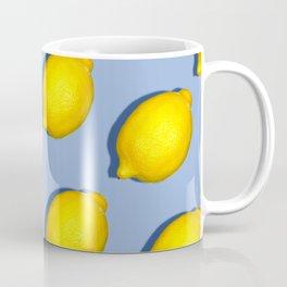 Yellow Lemons Coffee Mug