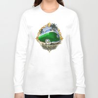 vw bus Long Sleeve T-shirts featuring VW T1 Bus - Just cruisin' by GET-THE-CAR