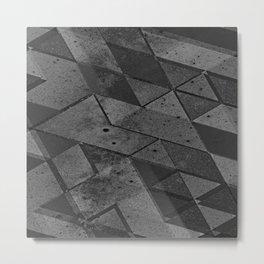 APATHETIC Metal Print
