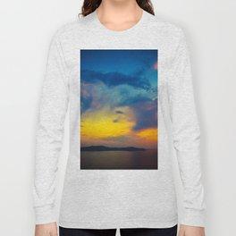 My sunset Long Sleeve T-shirt