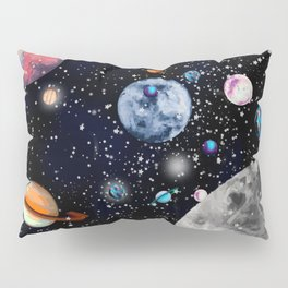 Cosmic world Pillow Sham