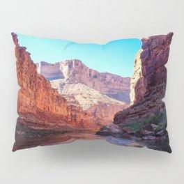 Floating the Colorado *resized* Pillow Sham