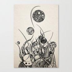 Bothria Canvas Print