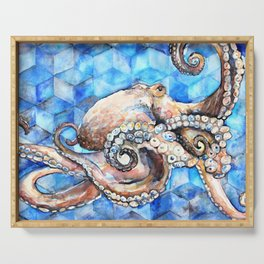 Magna Polypus (Large Octopus) Serving Tray