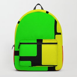 Ghanaian colors Backpack