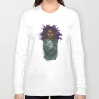 cyrilliart Long Sleeve T-shirts featuring Rue's Lullaby by Cyrilliart